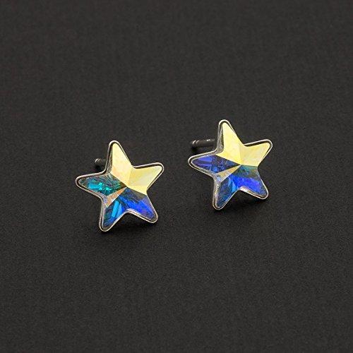 aurora-borealis-swarovski-elements-star-crystal-sterling-silver-925-stud-earrings