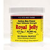 YS BEE FARMS Jelly Bee Pollen Propolis Ginseng Royal, 20.3 OZ