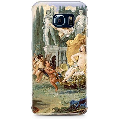 Phone Case For Apple iPhone 6 Plus - Italian Renaissance Painting Designer Hardshell