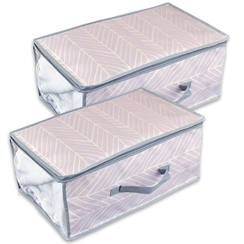 plastic bins for clothes - 2