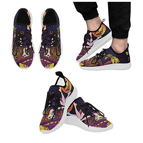 Men Shoes Dolphin zombie Halloween Running for InterestPrint Witch2 Light Ultra nx0X4wvqF