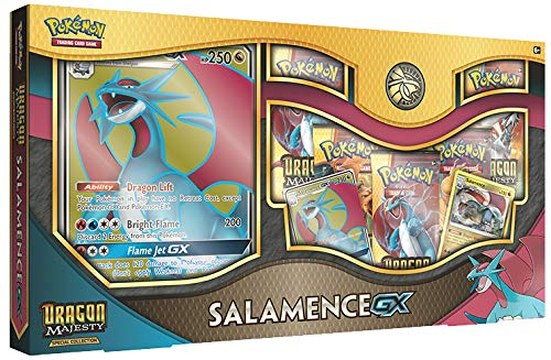 Majesty Special Collection Salamence GX Box ()