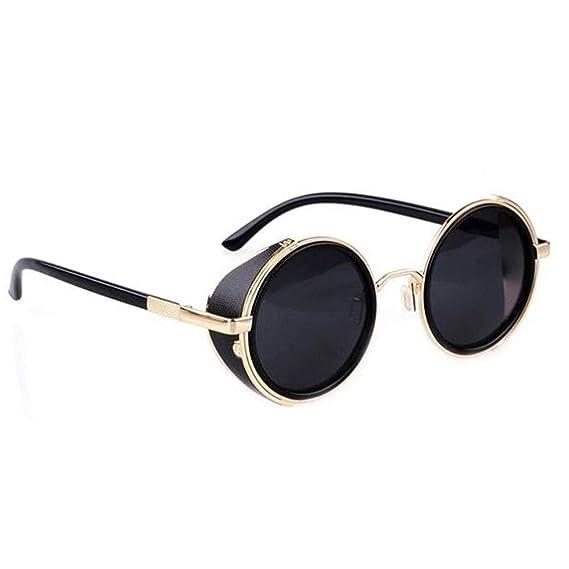 Ogquaton Gafas de sol redondas Estilo vintage Gafas de sol ...