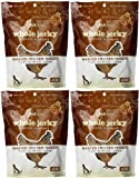 Fruitables Whole Jerky Dog Treats Roasted Chicken Tenders 20oz (4 x 5oz)