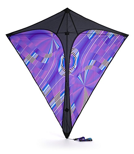 Prism Stowaway Diamond Kite, Purple Haze