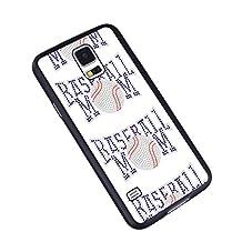 Baseball Mom Samsung Galaxy s5 Black Cover Case