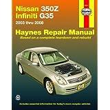Nissan 350Z & Infiniti G35, 2003-2008