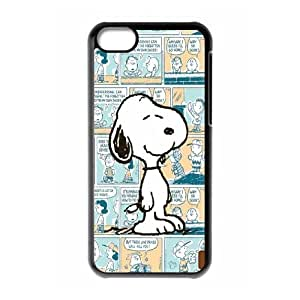 Unique Phone Case Pattern 17Snoopy Cartoon Charactor- For Iphone 5c