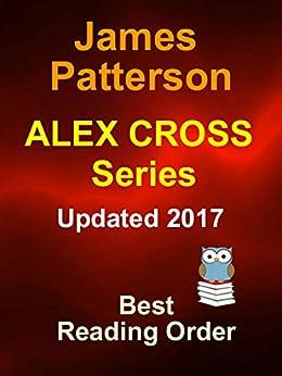 Alex cross novel series books in order