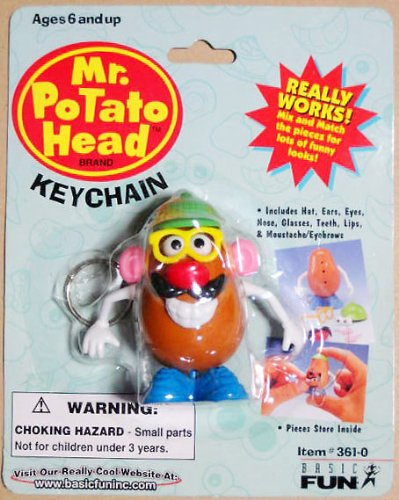 Playskool Mr Potato Head Parts-n-Pieces - Doctor Spud Set Mrs Potato Head Kit