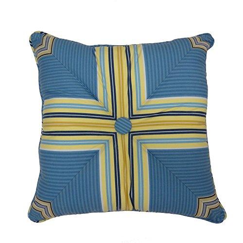 Rivet Contemporary Shiny Luxe Velvet Throw Pillow – 17 x 17 Inch, Blush