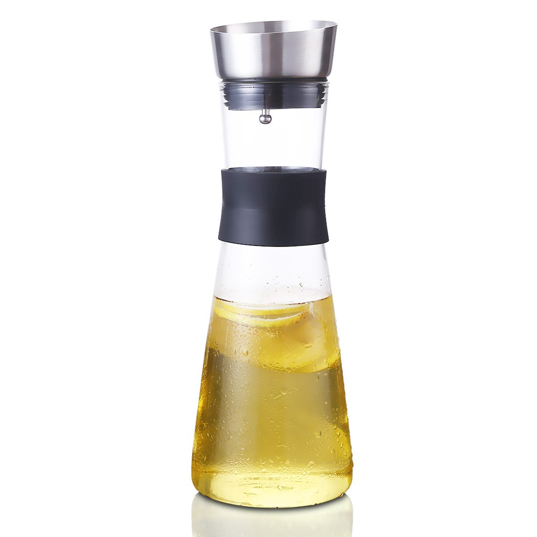 oneisall Heat-Resistant Glass Jug Coffee Juice