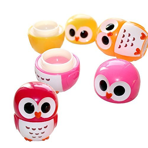 jalousie-novelty-glitter-owl-lip-gloss-4-piece-lip-balm-girls-birthday-party-favors-fda-approved