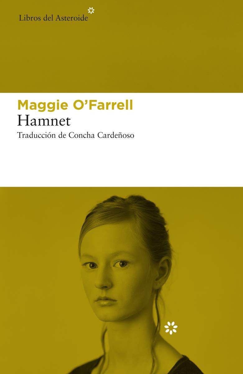 Hamnet, de Maggie O'Farrell - Libros para el Día del Libro