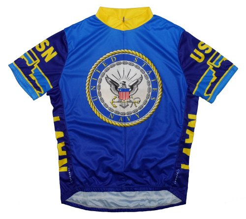 US Navy Cycling Jersey, L