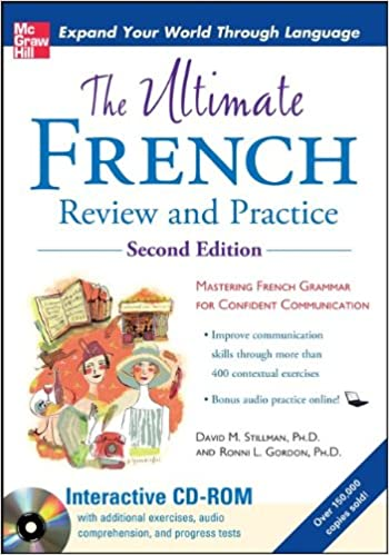 Amazon.com: The Ultimate French Review and Practice (9780071744140 ...