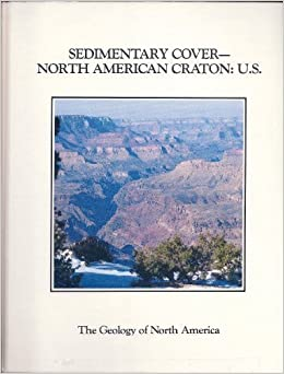 Sedimentary Cover, North American Craton: Us (Geology of North America)