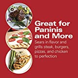 Hamilton Beach Electric Panini Press Grill with