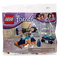LEGO Friends Gymnastics PolyBagged set 30400