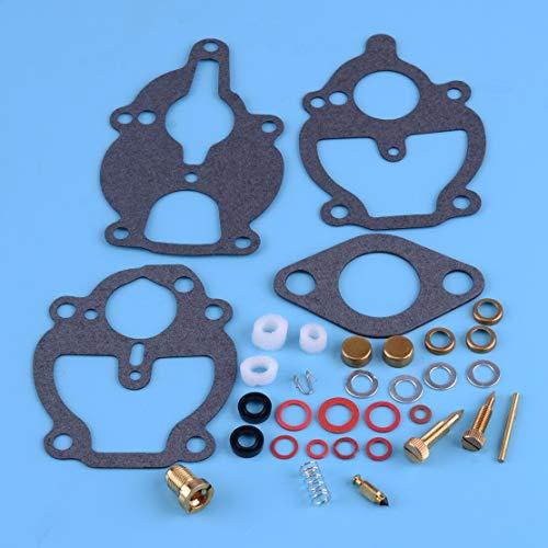 267 NEW Z-1 68 161 62 67 Carburetor Carb Rebuild Repair Kit For ZENITH 61