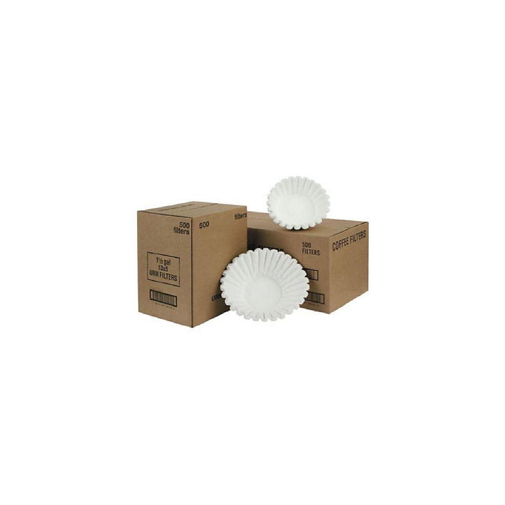 Fetco F00200000 13'' x 5'' Coffee/Tea Filter - 500 / CS