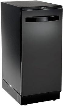 Broan 15BLEXF 15 220v Elite Black Door, One Of Best Trash Compactors