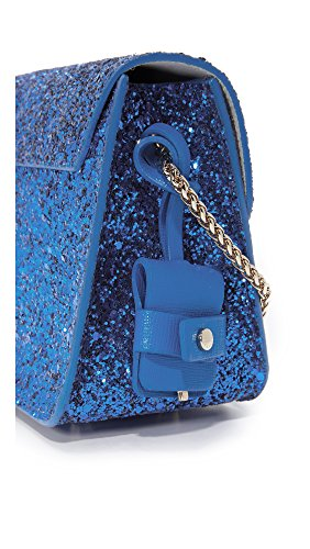 Furla Metropolis Mini Crossbody Bluette