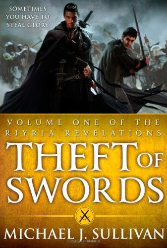 Theft of Swords, Vol. 1(Riyria Revelations)