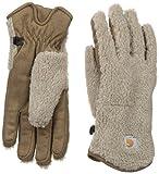Carhartt Women's Sherpa Glove, Desert Sand, Small