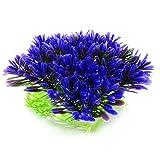 Colorido Artificial Plastic Water Grass Plant Fish Tank Aquarium Ornament Decor - 4#