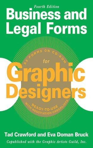 Business and Legal Forms for Graphic Designers (Business and Legal Forms Series) by Brand: Allworth Press