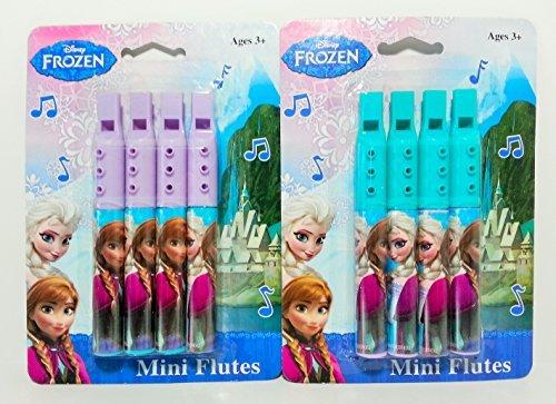 Disney's Frozen Flutes 2 Pack