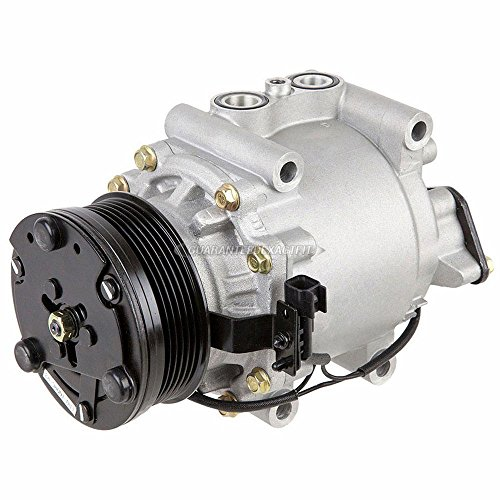 Brand New Premium Quality AC Compressor & A/C Clutch For Ford And Mercury - BuyAutoParts 60-01971NA New (Ford Ac Compressor 2006 Freestyle)