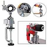 WILLAI Mayitr Universal Vise Clamp-on Bench Vises Vice Mini Grinder Holder Electric Drill Stand Rotating Tools Aluminum Alloy