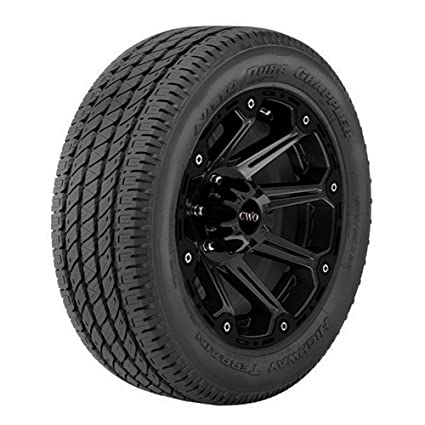 Nitto Dura Grappler >> Amazon Com 4 Nitto Dura Grappler P265 70r17 Highway Terrain Tire