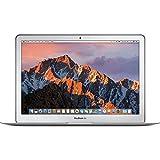 "Apple 13"" MacBook Air, 1.8GHz Intel Core i5 Dual Core Processor, 8GB RAM, 128GB SSD, Mac OS, Silver, MQD32LL/A"