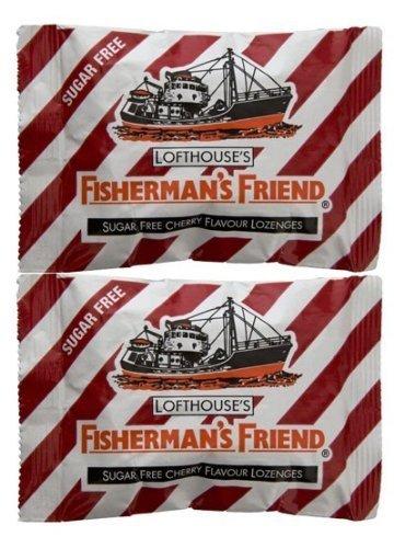 fishermans-friend-cherry-fravour-lozenges-sugar-free-candy-25g-lot-2-packs