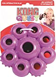 KONG Quest Star Pods Treat Dispensing Dog Toy, Large, Colors Vary