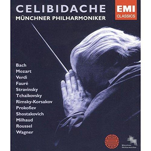 Celibidache Edition Volume 4                                                                                                                                                                                                                                                                                                                                                                                                <span class=