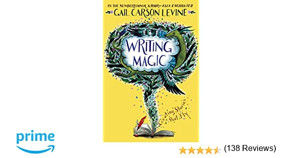 Workbook christmas grammar worksheets : Writing Magic: Creating Stories that Fly: Gail Carson Levine ...