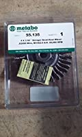 "Metabo - 4"" x 3/16 x M14 Stainless Wire Wheel"