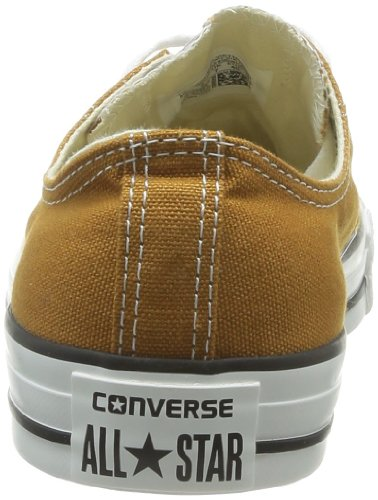 Converse Chuck Taylor All Star - Zapatos de lona, unisex marrón