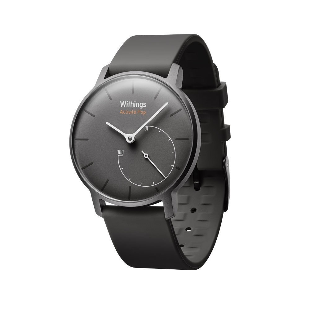 Withings Activité Pop B00S5I9H4O, Unisex-Adulto, Negro, Talla única