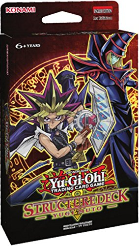 Yu-Gi-Oh Structure Deck - Yugi Muto - 1st Edition Factory Sealed
