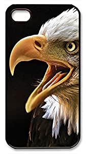 American Eagle Protective Hard Plastic Back Fits Cover Case for iphone 4 iphone 4s -1122011