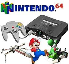 Nintendo 64 System - Console