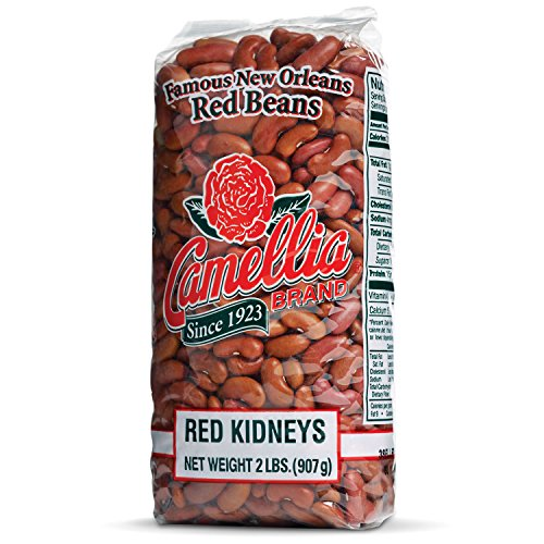 Camellias, Bean Red Kidney, 32 Ounce