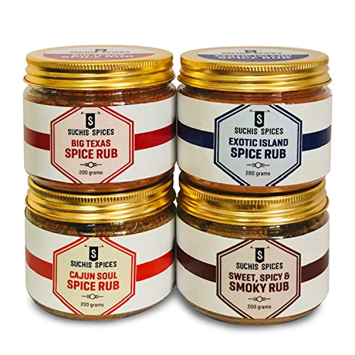 Suchis Spices Rubs Combo Gift product image