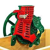 Maximizer Corn Sheller (Green/Red), Manual Hand Crank Thresher