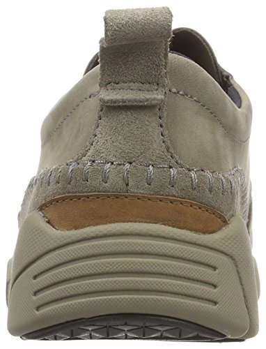 Homme Nubuck Sage Sneakers Beige Run Basses Triactive Clarks qIp0wYq